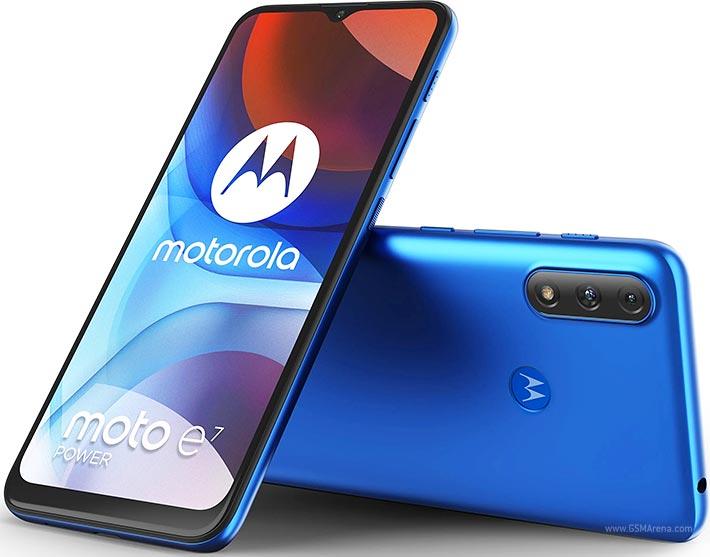 মটোরোলা মোবাইল সম্প্রতি লো বাজেটের দুর্দান্ত ফোন নিয়ে এসেছে Motorola Moto E7 Power