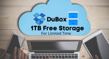 DuBox দিচ্ছে 1TB Lifetime Storage নতুন ভাবে Sign Up করলেই