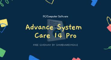 Advance SystemCare  Pro 14 ফ্রিতেই Download করুন [Original File]