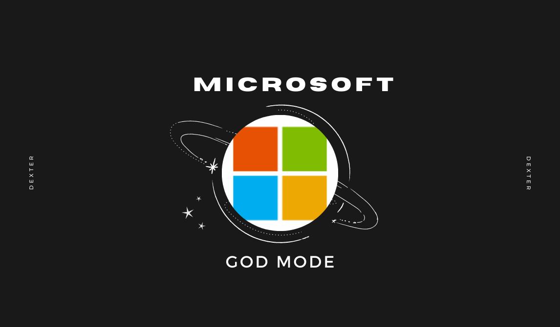 Microsoft God Mode Enable করুন, Enjoy করুন Windows এর সব maintenance features(Demo Videoসহ)