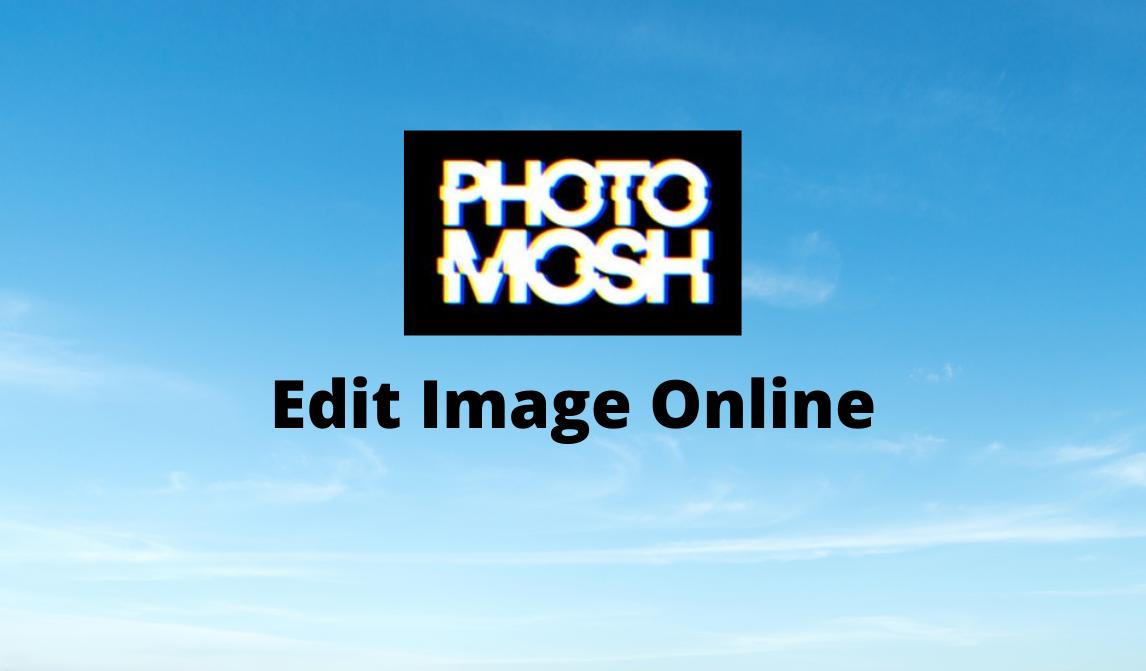 High Quality Photo Edit করুন অনলাইনেই (Enhancing/Glitching/Morphing Tools)