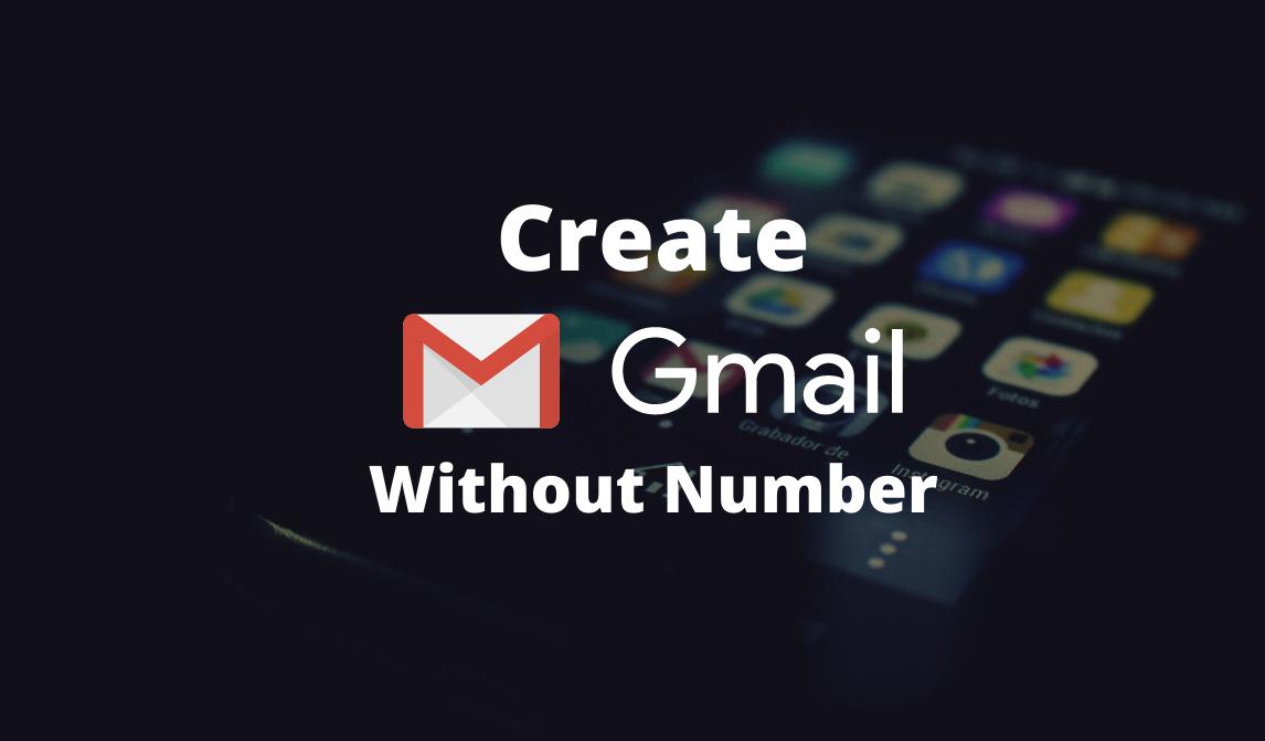 Gmail Account Create করুন Number Verification ছাড়াই  [Android User] [New Method]