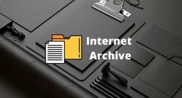 বিভিন্ন Format এর Fileএর এক বিশাল লাইব্রেরি Internet Archive