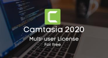 Camtasia 2020,Video Editing Software ডাউনলোড করুন ফ্রিতেই All features Unlocked
