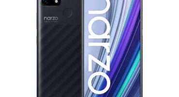 ৬.৫ ইঞ্চি ডিসপ্লে, 3/4 GB RAM ও 6000 এমএএইচ শক্তিশালী ব্যাটারি অসাধারণ ফোন Realme Narzo 30A