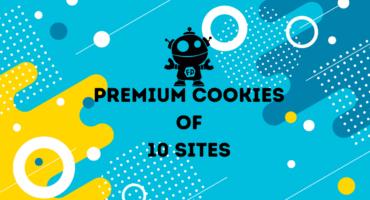 Envato Elements, Freepik সহ মোট 10টি Premium Site এর Updated Cookies [Pc/Mac User Only]