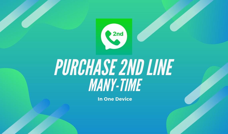 একই Device এ যেভাবে 2nd Line Premium Subscription Purchase করবেন