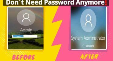Windows এর পাসওয়ার্ড রিমুভ করুন খুব সহজেই | Remove Password From Windows