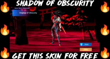 [MLBB] Hayabusa Shadow of Obscurity Epic স্কিন নিয়ে নিন একদম ফ্রিতে