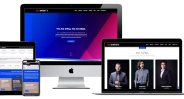 [🔥Free Download] Infinity Portfolio Premium Blogger Template