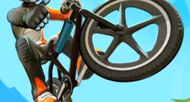 Mad Skills BMX 2(পাহাড়ের রাস্তাতে Cycling এর মজা)