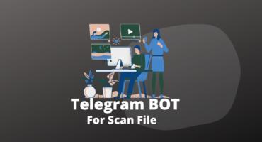 এখন থেকে  Telegram-ই File Scan করুন  Bot এর সাহায্যে