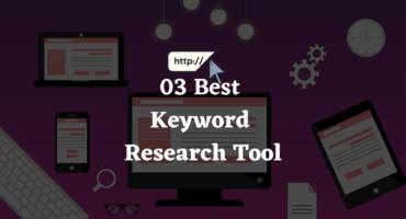 ০৩টি  Best Keyword Research Tool