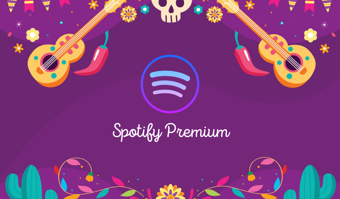 40x Spotify Premium Account Giveaway