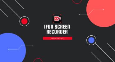 ফ্রিতে নিয়ে নিন IObit iFun Screen Recorder Pro Licence Key