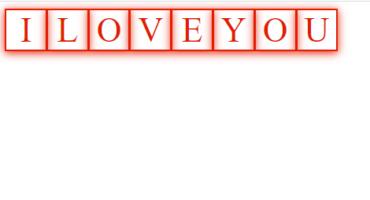 কীভাবে শুধু CSS দিয়ে Glowing Text তৈরি করা যাই।