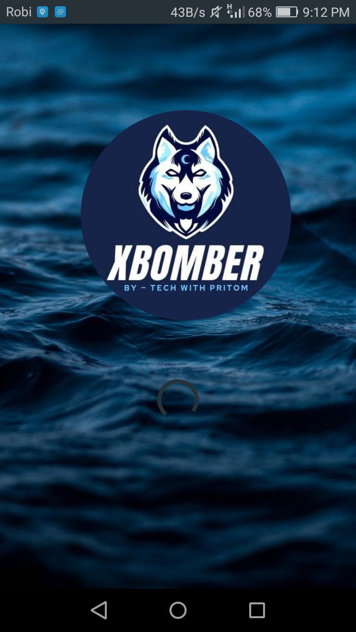 xbomber startoage