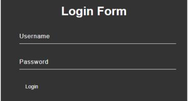 কীভাবে HTML আর CSS দিয়ে Responsive Animated Login Form ডিজাইন করবেন।