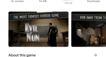 Evil nun horror game review …. যারা জানে না তাদের জন্য
