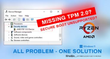 কিভাবে TPM & Secure Boot enable করবেন? | Windows 11 requirements | আরো বিস্তারিত