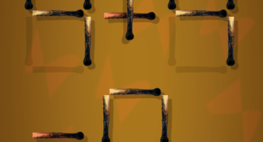 মাত্র ১০ এমবির মধ্যে ম্যাচ এর কাঠির একটি puzzle গেইম, খেলে দেখুন একবার!
