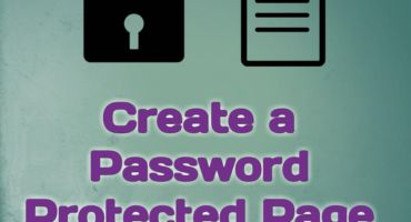How to Create a Password Protected Page in Blogger? Complete Tutorial