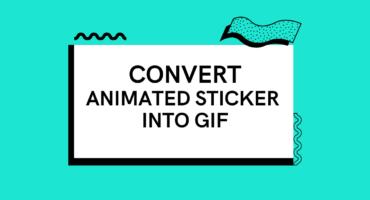 যেকোন Telegram Animated Stickerকে Gif এ Convert করুন Telegram BOT এর সাহায্যে