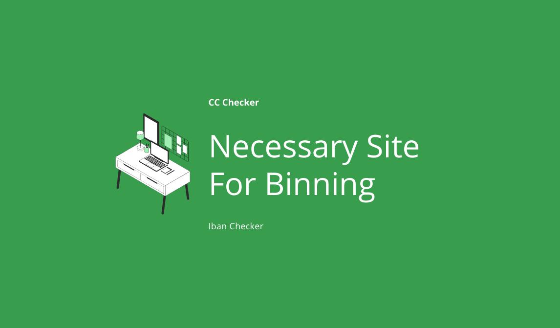 কিছু  Usefull Checker Site, যা Binning এ উপকারে আসবে