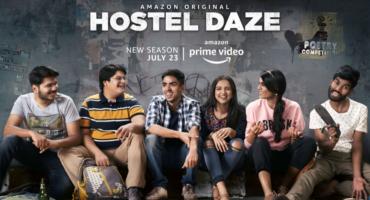 দেখে নিন ভার্সিটি লাইফ নিয়ে বানানো হিন্দি ওয়েব সিরিজ Hostel Daze