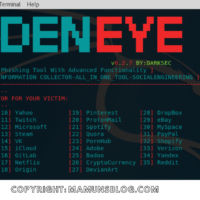 How to install HiddenEye in Termux? Mamuns Blog   Ethical Hacking