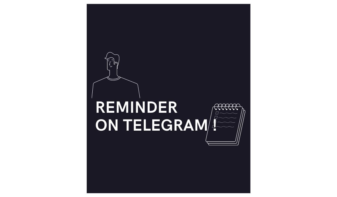 আপনার Daily Reminder Set করুন Telegram Bot এর সাহায্যে