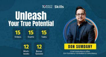 ডাউনলোড করে নিন 10 Minute School এর Unleash Your True Potential Course By Ghulam Sumdany Don .