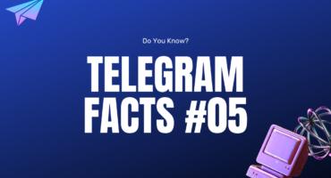 Telegram সম্পর্কে কিছু interesting facts #05 [Video PlayBack Speed & Screen Share]