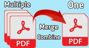 অ্যাপ দিয়ে যেকোনো PDF ফাইলকে মার্জ বা কম্বাইন করে একটি PDF ফাইলে পরিণত করুন