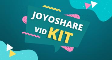 Joyoshare VidiKit  1 বছরের জন্য Free License Key