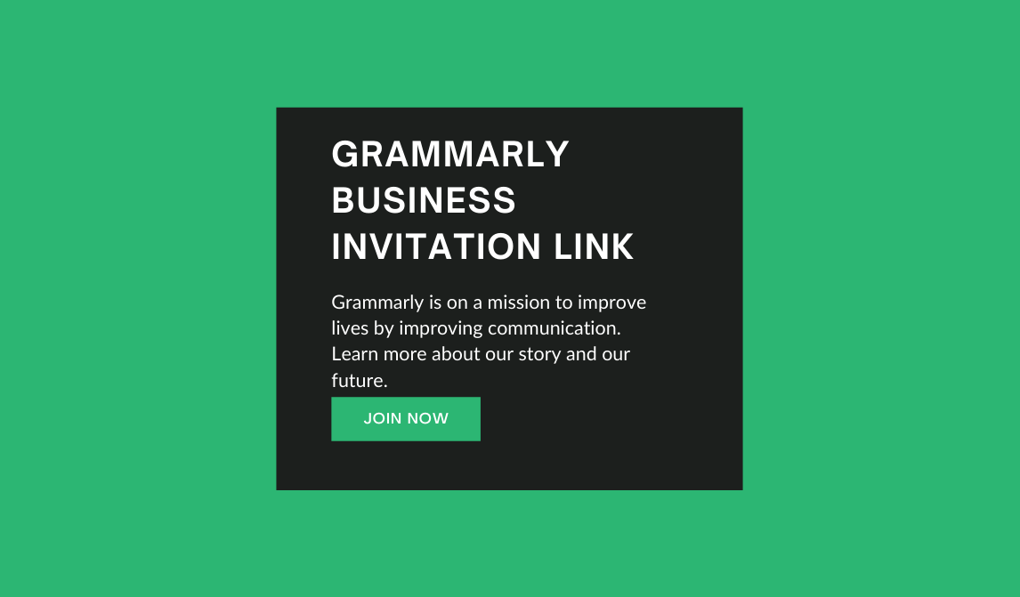50x Grammarly Business Account Invitation শুধুমাত্র ৭ দিনের জন্য