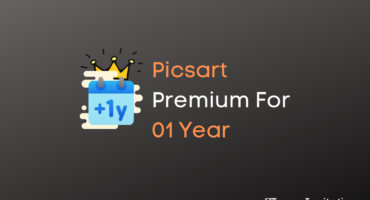 Picsart Gold ০১ বছরের জন্য ফ্রি [👥Team Invitation]