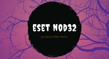 ESET NOD32 ; 03 মাসের জন্য Free License Trial