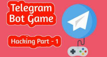 Telegram Bot Game Hacking টিউটোরিয়াল Noob to Pro.. পার্ট-১ ( Introduce & Requirements Part )